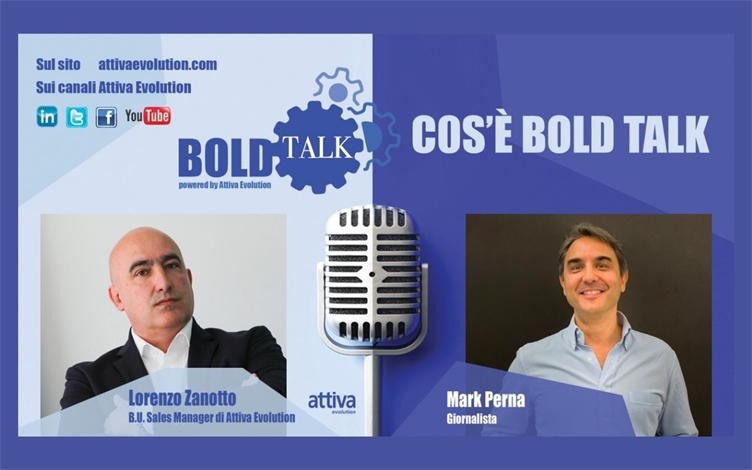 Episodio # 1 -  Cos'è BOLD TALK